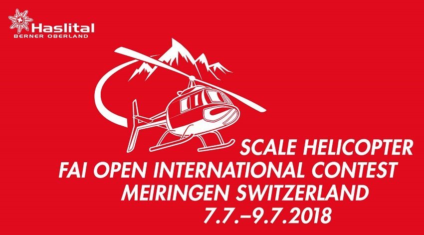 Scale Helikopter FAI Open International Contest